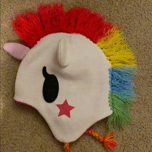 Rare tokidoki neon star unicorn beanie
